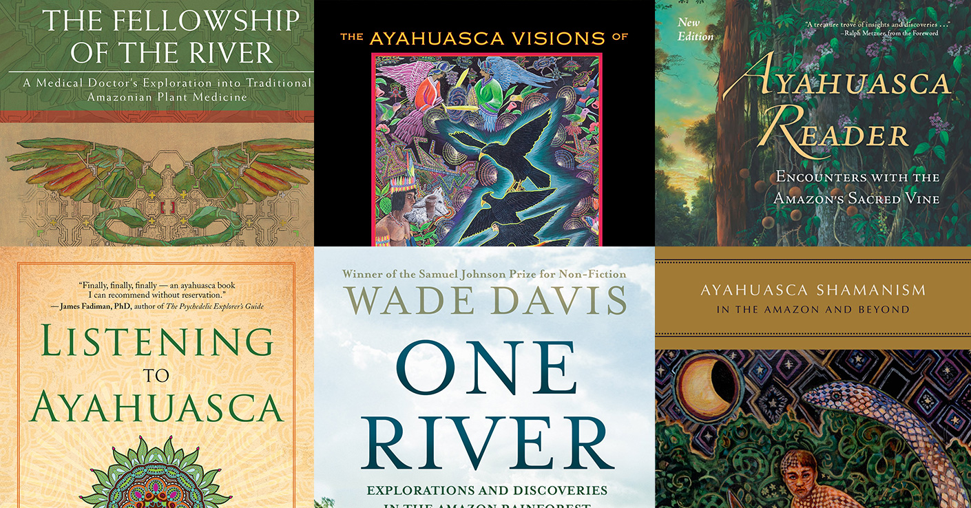 15 Ayahuasca Books You Should Get Your Hands On | Kahpi