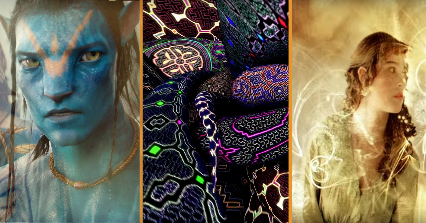 The Best Ayahuasca Animations You Can Find Online (2008-2018