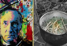 William Burroughs Ayahuasca