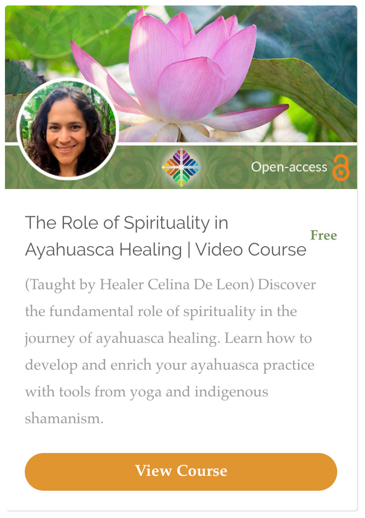 Ayahuasca Spirituality