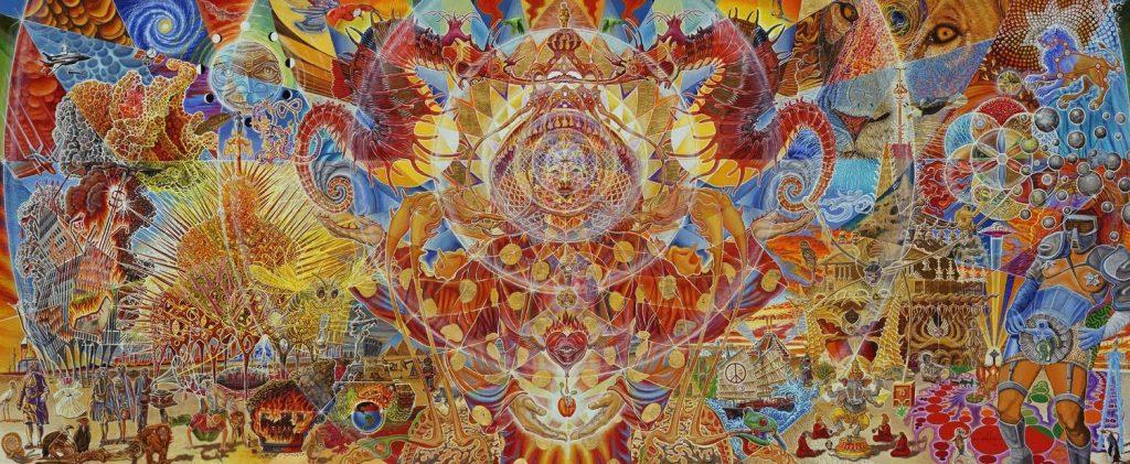Divining the Dream - Artist Unknown