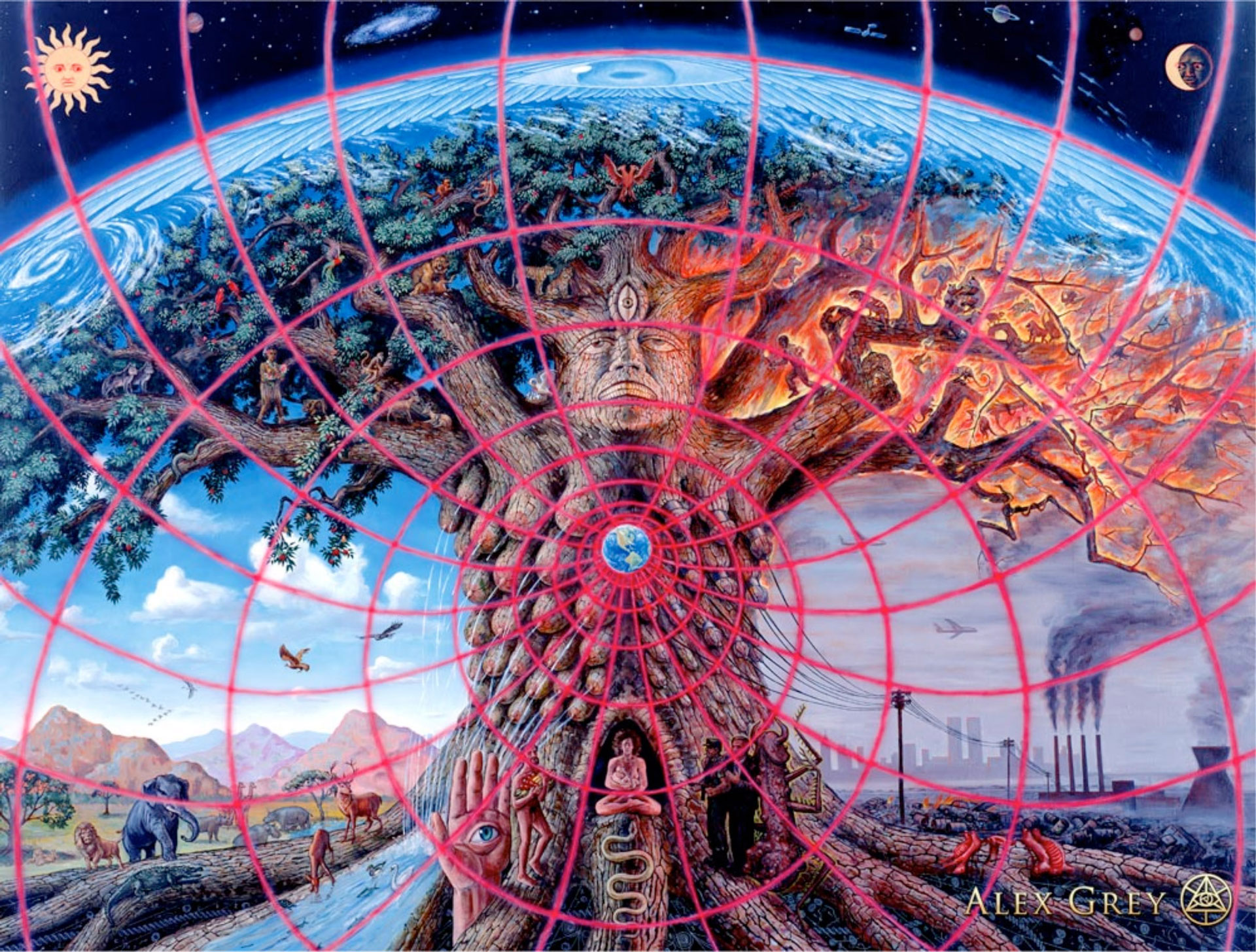 Alex-Grey-Ayahuasca-Art