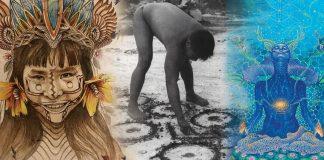 Ayahuasca art