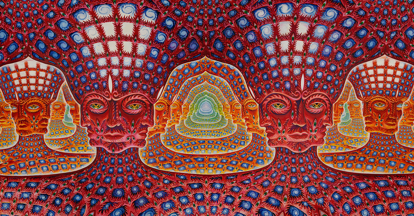 The DMT drug is not a drug, its much stranger | Kahpi