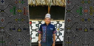 Mateo Arevalo Maynas ayahuasca
